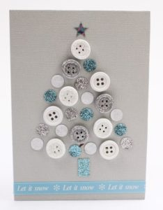 christmas-cards-using-buttons