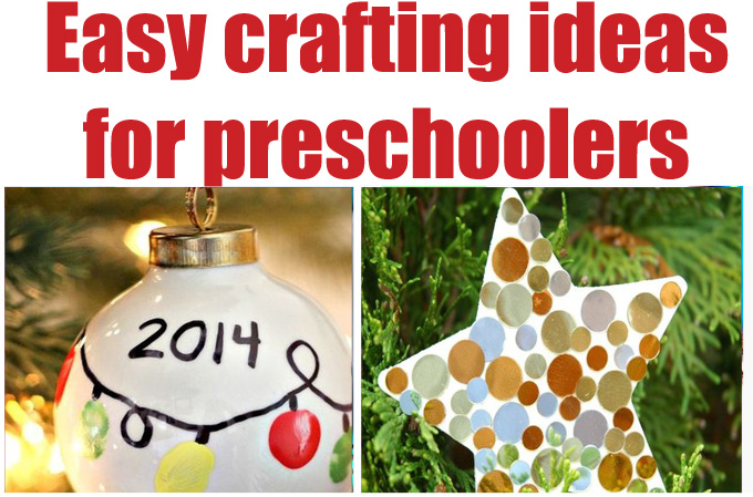 Xmas craft for preschoolers, Christmas craft for preschoolers